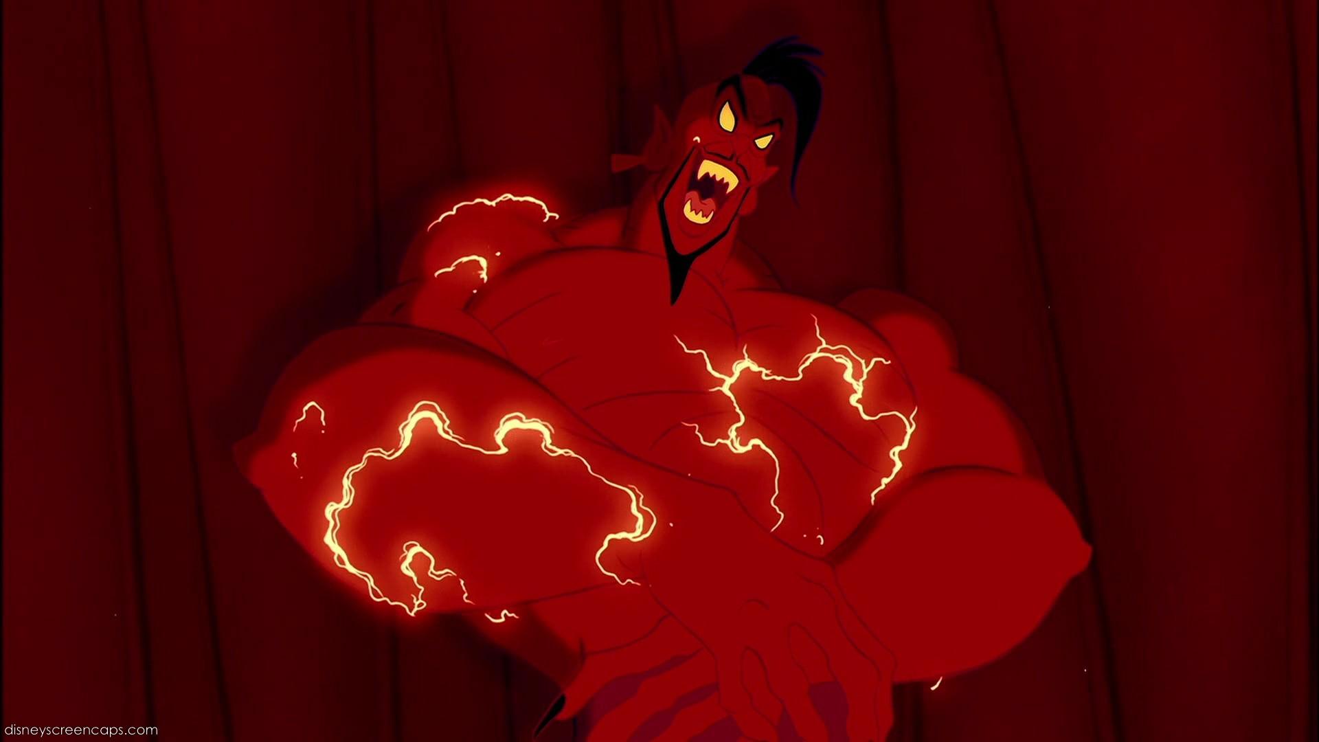 Genie Jafar The Parody Wiki Fandom Powered By Wikia