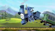The Brave Locomotive!