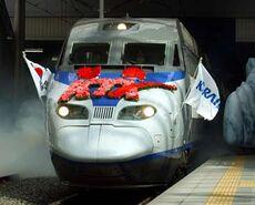 Danrail High Speed Train