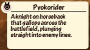 Pyokoriderdescription