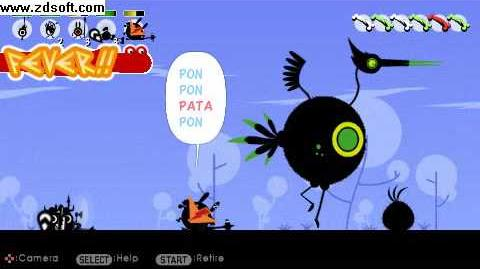 Patapon 2 walkthrough Mission 10 Revenge of the Motiti