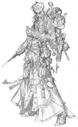 Alchemist sketch