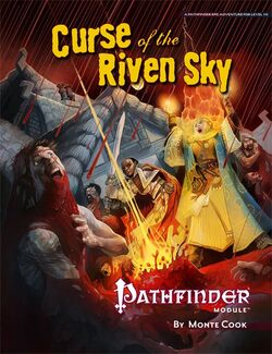 Curse of the Riven Sky