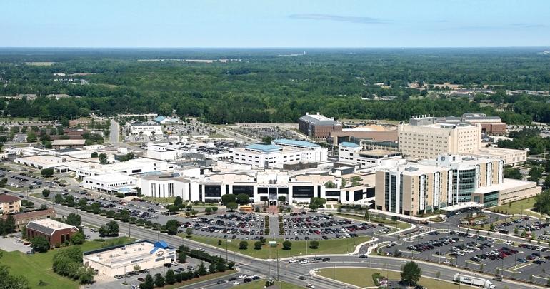 Pitt County Memorial Hospital East Carolina University