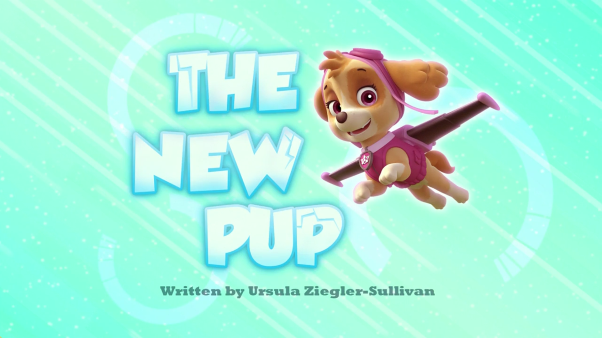 Paw Patrol The New Pup Coloring Pages : The new pup paw patrol wiki fandom powered by wikia