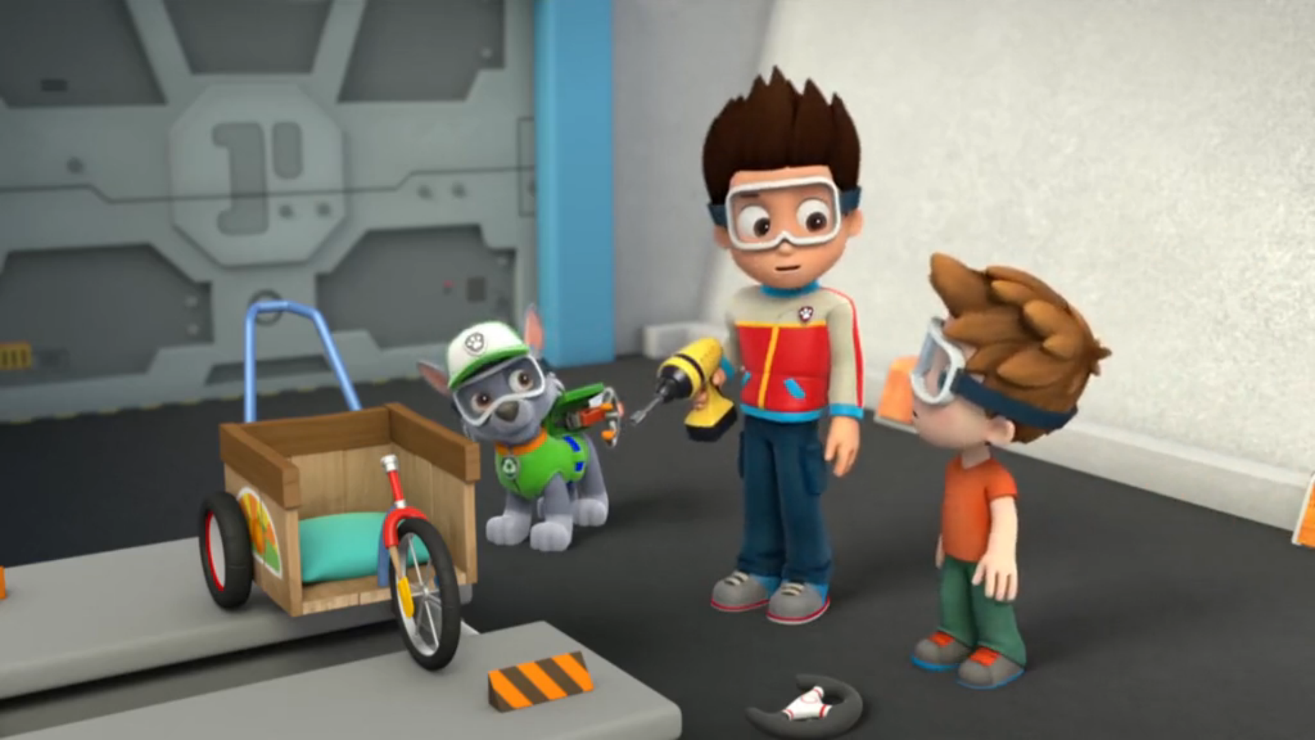 Pups Pit Crew Quotes Paw Patrol Wiki Fandom Powered By