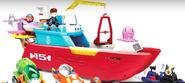 Sea Patroller toy