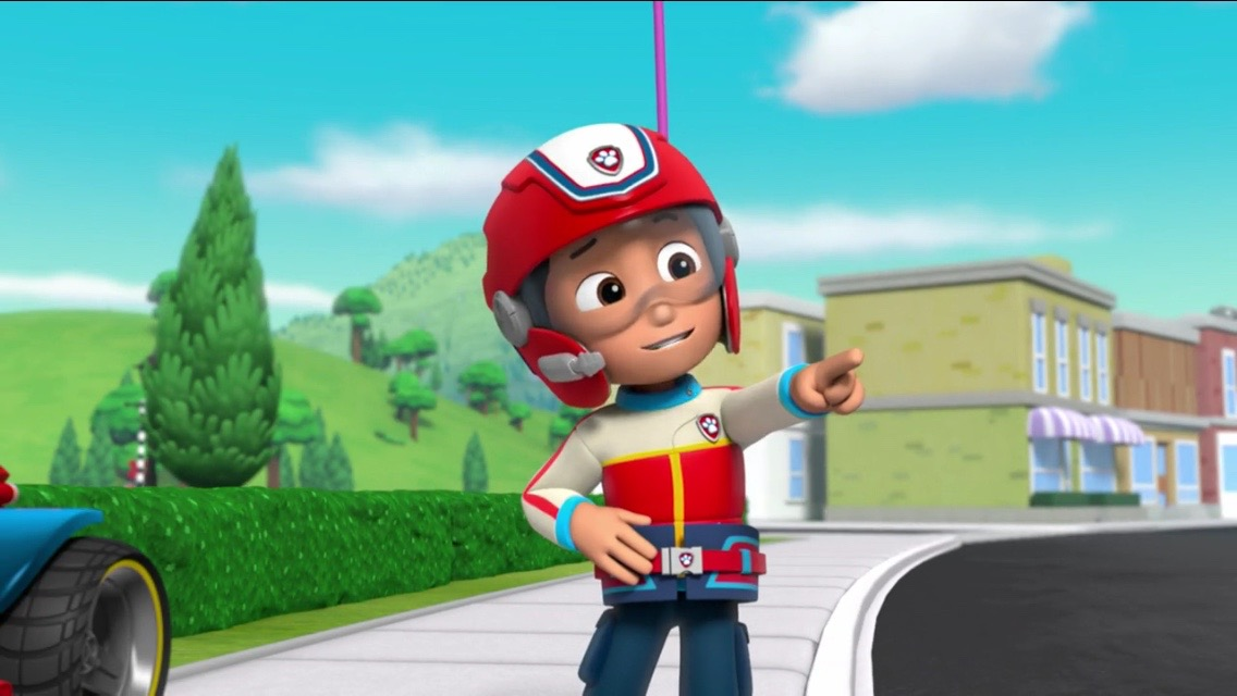 Image Paw Patrol Pups Save A School Bus Scene 44 Ryder