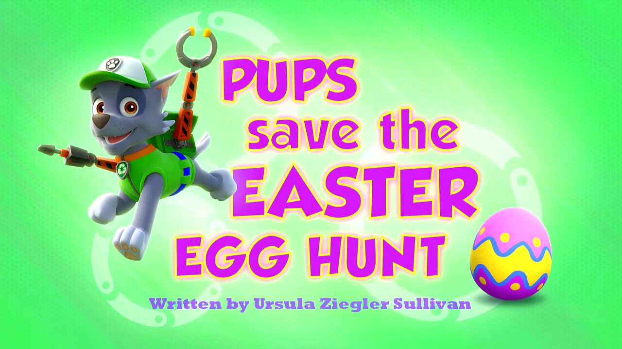 category pups save the easter egg hunt u0027s pages paw patrol wiki