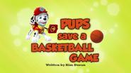 Pups Save a Basketball Game HD