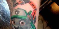 Image paw patrol wiki wikia for Paw patrol tattoos