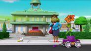 PAW Patrol Stinky Flower Scene 11