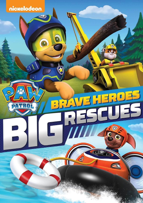 Brave Heroes Big Rescues Paw Patrol Wiki Fandom