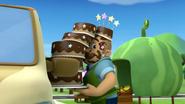 Mr. Porter Cake Face