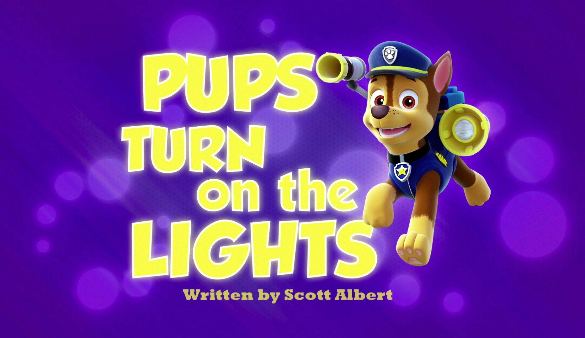 Pups Turn on the Lights | PAW Patrol Wiki | FANDOM powered by Wikia