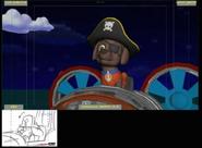 PAW Patrol Zuma in Hovercraft Draft Render