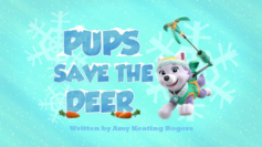 Pups Save the Deer (HD)