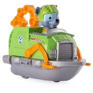 PAW Patrol Rocky Tugboat Boat Toy Figure Rescue Racers 1