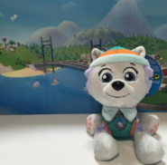 Everest plush