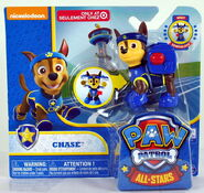All Stars pack Chase