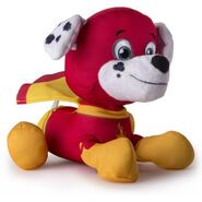 PAW Patrol Super Hero Plush, Marshall 1
