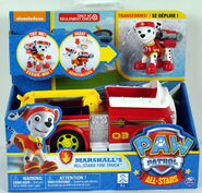 Marshall's All-Stars Fire Truck (Target Exclusive)