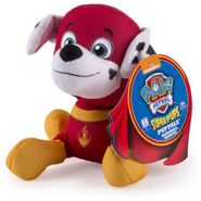 PAW Patrol Super Hero Plush, Marshall 2