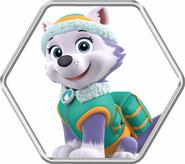 PAW Characters HoldingShape EVEREST