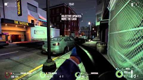 Payday 2 Beta Nightclub - Overkill