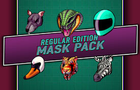 Hotline Miami Mask Pack