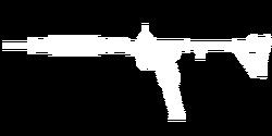 Delabarre Foregrip (Cavity 9mm)