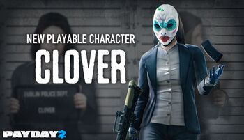 Clover Character Pack