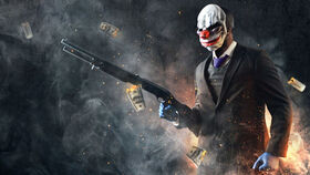 PAYDAY 2 Card art 2