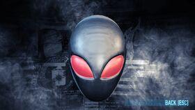 Alien Helmet Fullcolor