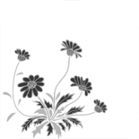 Pattern-daisies