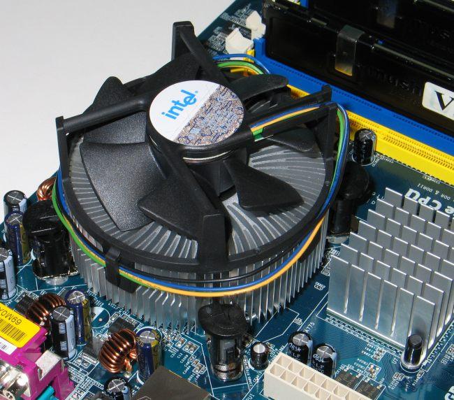 Installing A Cpu Cooler Pc Hardware Wiki Fandom
