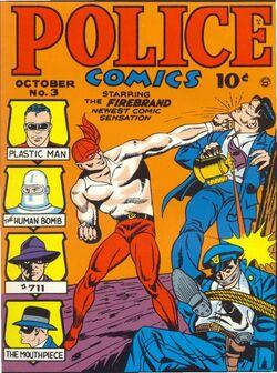 Police Comics -3