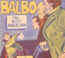 Balbo the Boy Magician