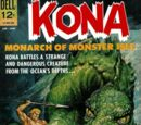 Kona, Monarch of Monster Isle