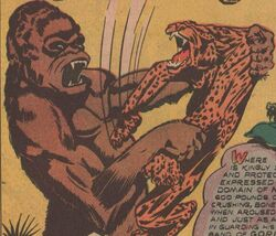 Gor the gorilla king