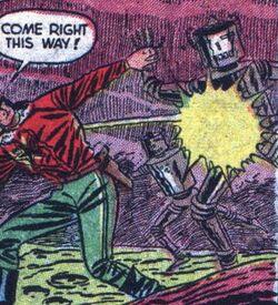 Superrobots