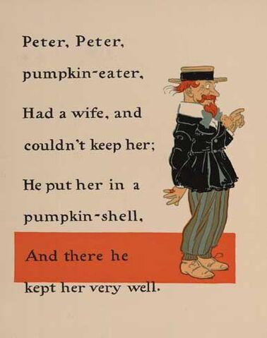 File:Peter Peter Pumpkin Eater 1 - WW Denslow - Project Gutenberg etext 18546.jpg
