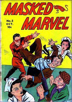 Masked Marvel 2