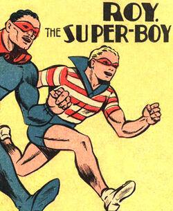 Roy-superboy