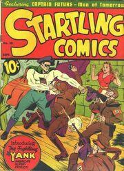 Startling Comics 10
