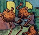 Bulbous Creatures