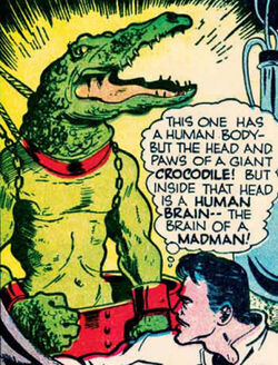 Croco-Man