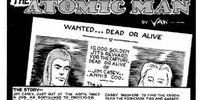 Atomic Man (Classic Pub)