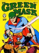 Green Mask I