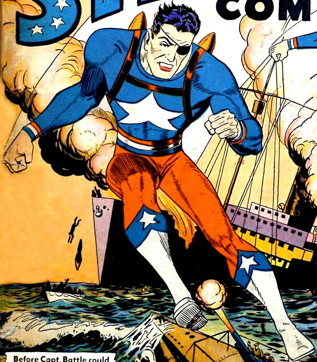 Free Comic Book Day History: Public Domain Super Heroes